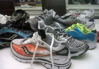 tipos de zapatos para correr
