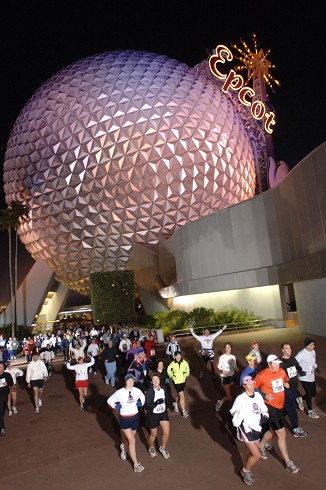 maraton walt disney world