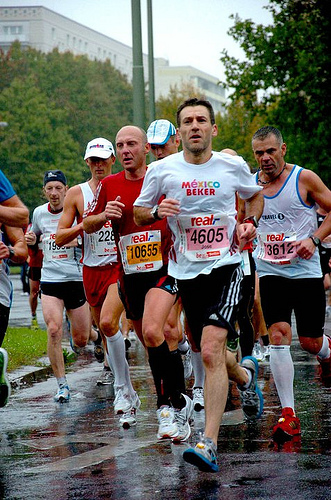 pepe beker corredor maratonista