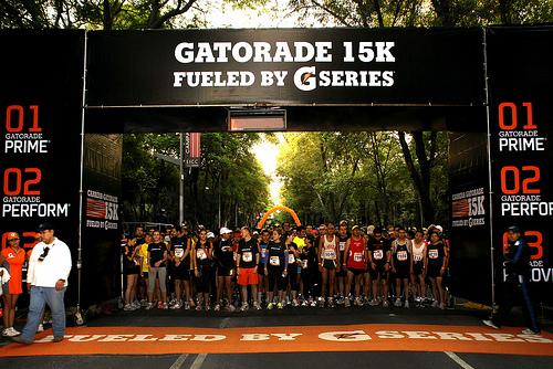 carrera gatorade 15K 2013