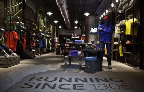 new balance tienda store