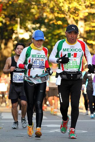 ¿Hasta dónde puedo llegar? Historia sobre el Maratón de Nueva York