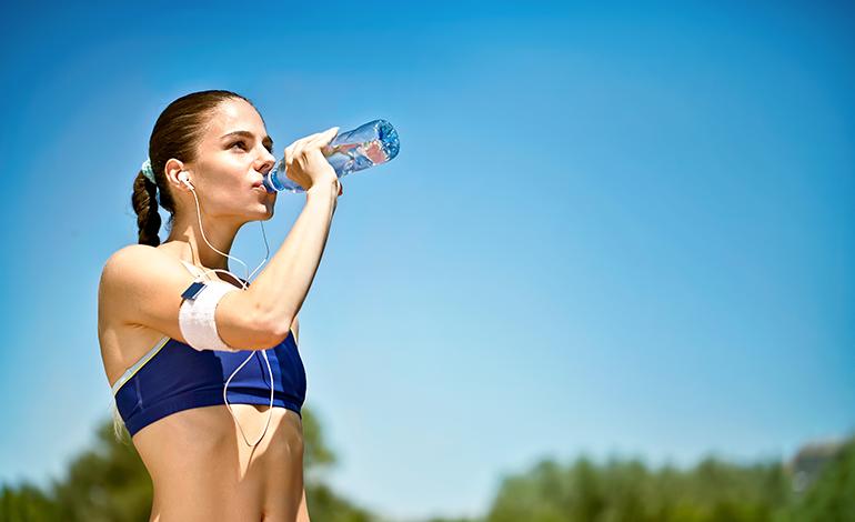 hidratacion corredores running