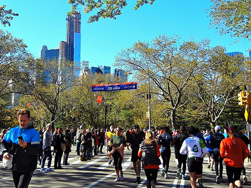 maraton de nueva york 2012