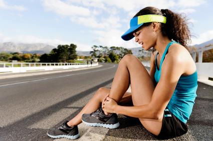 Lesiones comunes en Running