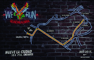 We Run Guadalajara 2013
