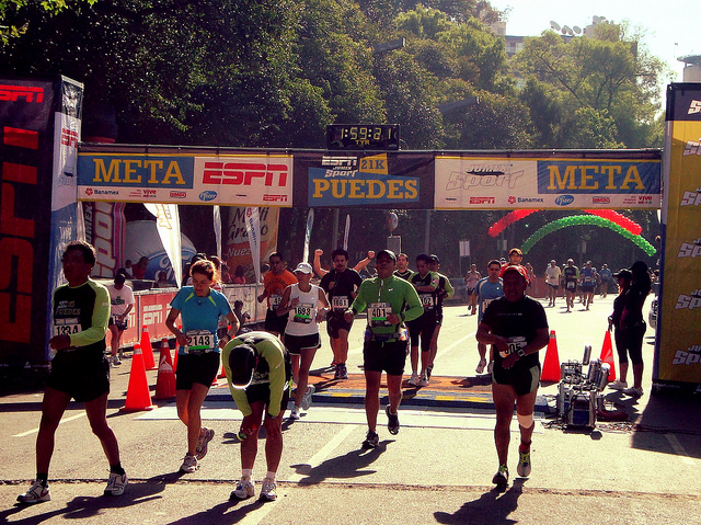 Medio Maratón ESPN Chevrolet 2013