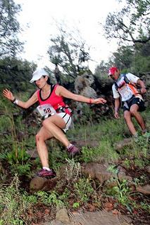 Ultramaratón de los Cañones Guachochi 2013