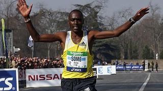 Maraton de Paris 2013