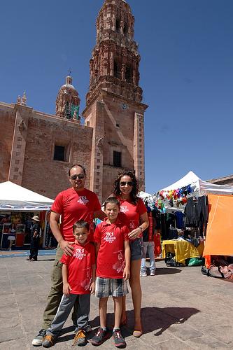Los keniatas impusieron su voluntad en Zacatecas