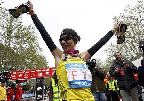 maraton de madrid vanessa veiga
