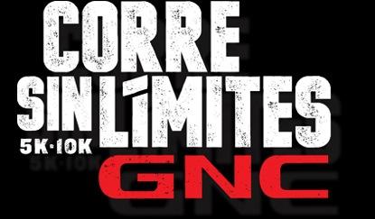 Corre sin Límites GNC 5K y 10K DF 2013