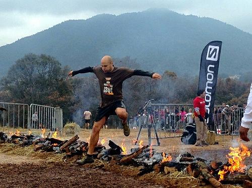 La Spartan Race en Valle de Bravo este fin de semana