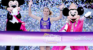 regalos corredoras medio maraton princesas disney