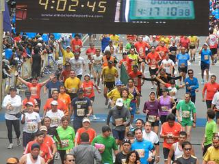 Maraton de la Ciudad de México 2013