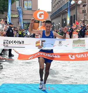 maraton tangamanga 2013 slp