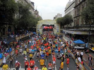 La entrega de paquetes del Maratón de la Ciudad de México será en CU