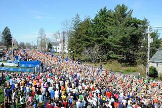 Las inscripciones para el Maratón de Boston 2014 abren el 9 de Septiembre para 36 mil corredores