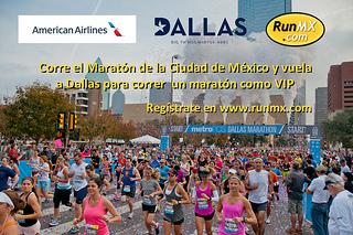 viaje a maraton de dallas maraton de la ciudad de mexico 2013 runmx
