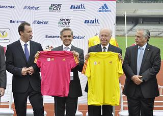playera medalla cambio salida maraton ciudad de mexico 2013