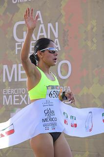 """Primer """"Medio Maratón, Centenario del Ejército Mexicano"""""""