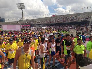 fallece corredor en el maraton de la ciudad de mexico
