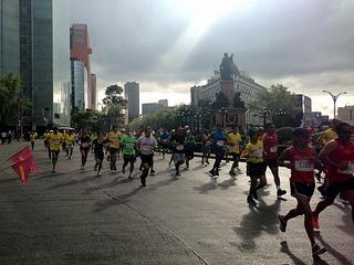 Inscripciones abiertas para el Maratón de la Ciudad de México 2014