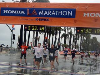 Maraton de Los Angeles 2014