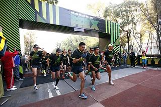La carrera Nike We Run 2013 marca el quinto aniversario de la serie