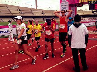 cronicas maraton ciudad de mexico 2013