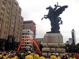 cronicas del maraton de la ciudad de mexico 2013