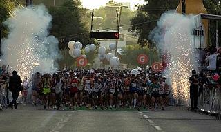 """Juan Carlos Romero """"El Garras"""" gana el Medio Maratón Atlas 2013"""