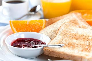5 desayunos ligeros para corredores