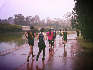 entrenamiento carrera profuturo chapultepec