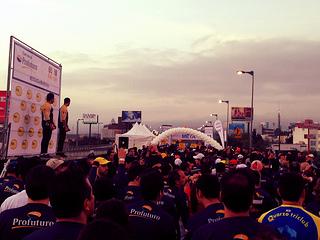 Se realizó con éxito la Carrera Profuturo 2013