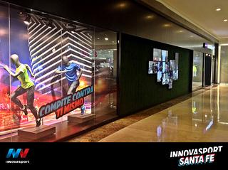 Innovasport celebra la gran apertura de su nueva tienda en Santa Fe
