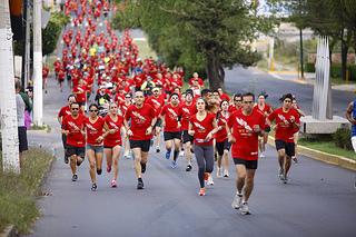 Corredores de Guadalajara movieron la ciudad con la carrera Nike We Run 2013 – Resultados