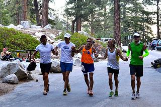 Dean Karnazes 10 veces finalista del ultramaratón Badwater