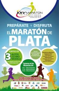 Maratón de Culiacán 2014