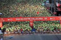 San Silvestre Vallecana We Run Madrid