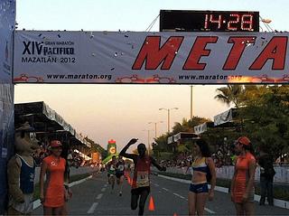 maraton pacifico mazatlan 2013