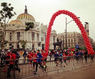 Calendario de carreras en México DF 2014