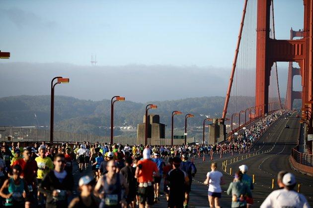 Maratón de San Francisco 2014