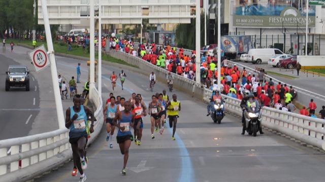 Medio Maratón Atlas 2014