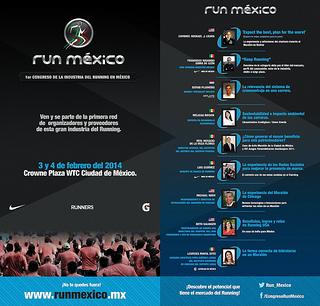 1er. Congreso para la Industria del Running en México