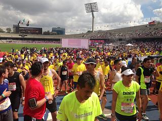Medio Maratón de la Ciudad de México 2014