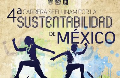4ta Carrera SEFI UNAM por la sustentabilidad de México