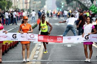 Julius Keter consigue su sexto triunfo en el Medio Maratón Guadalajara 2014