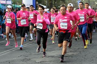 En mayo la séptima edición de la Carrera Huellas contra el cáncer de mama