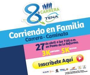 Carrera Caminata TENA 2014